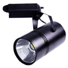 10W LED Interior Floodlight COB Black Body